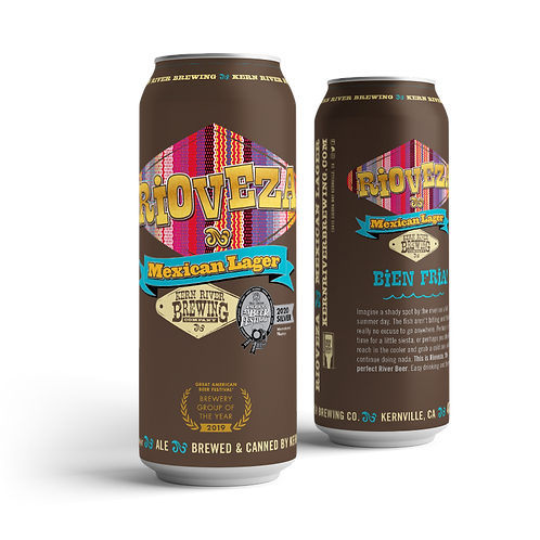 Rioveza Mexican Lager