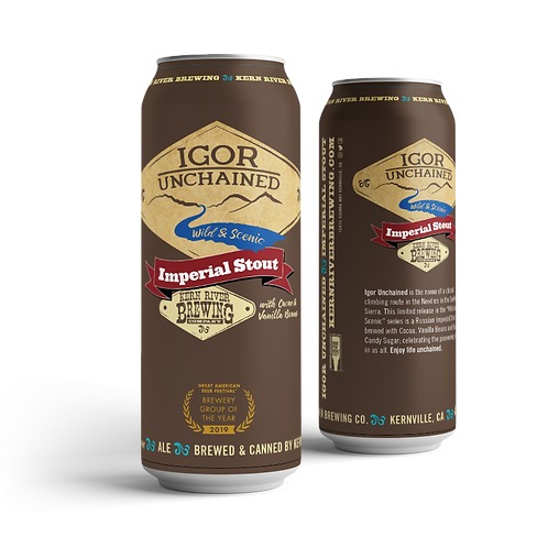 Igor Unchained Imperial Stout