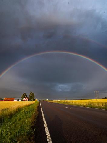 Road Rainbow