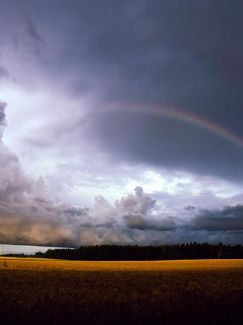 Stormcloud Rainbow