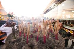 Burmese incense