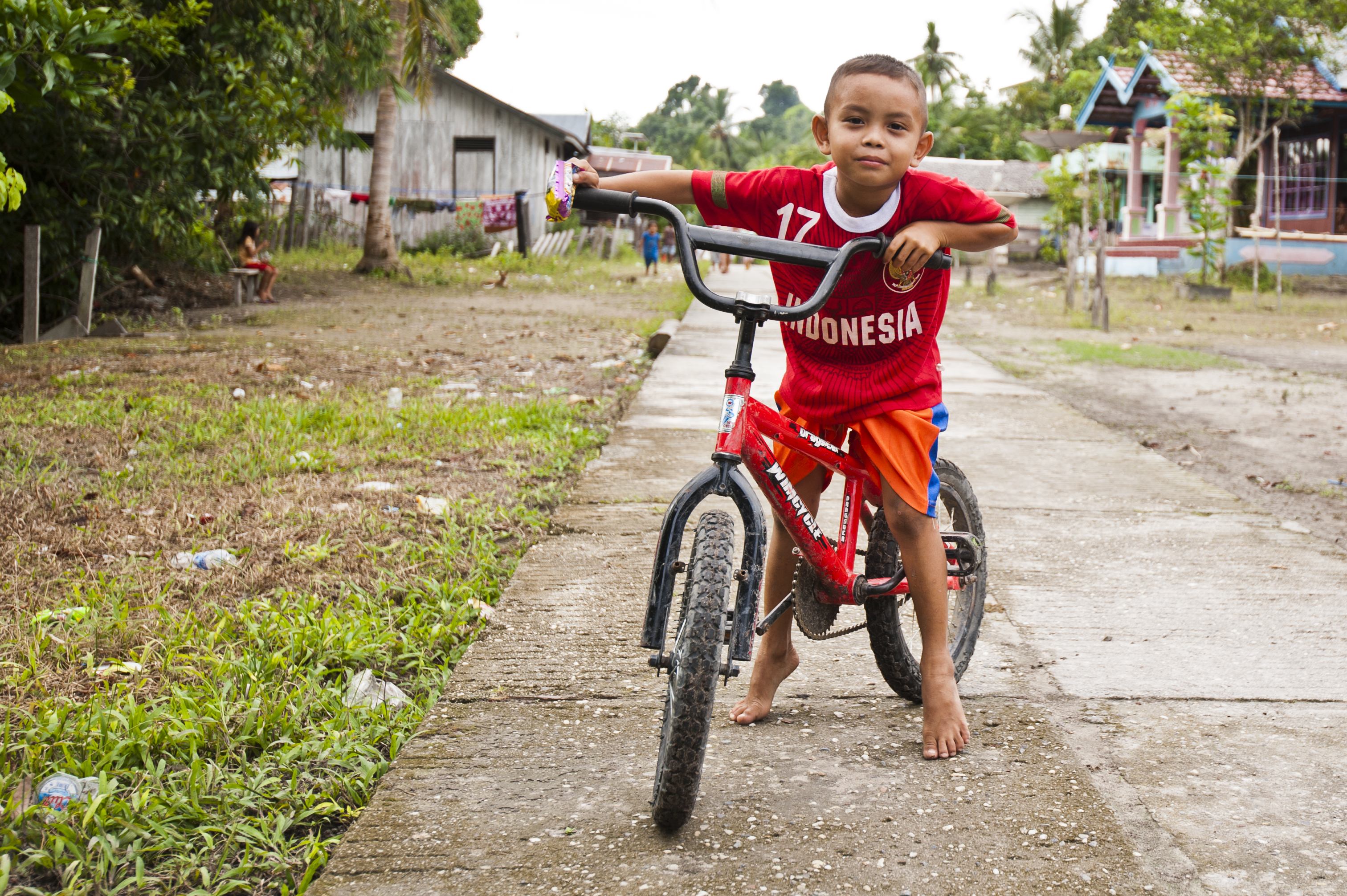 Borneo Biker