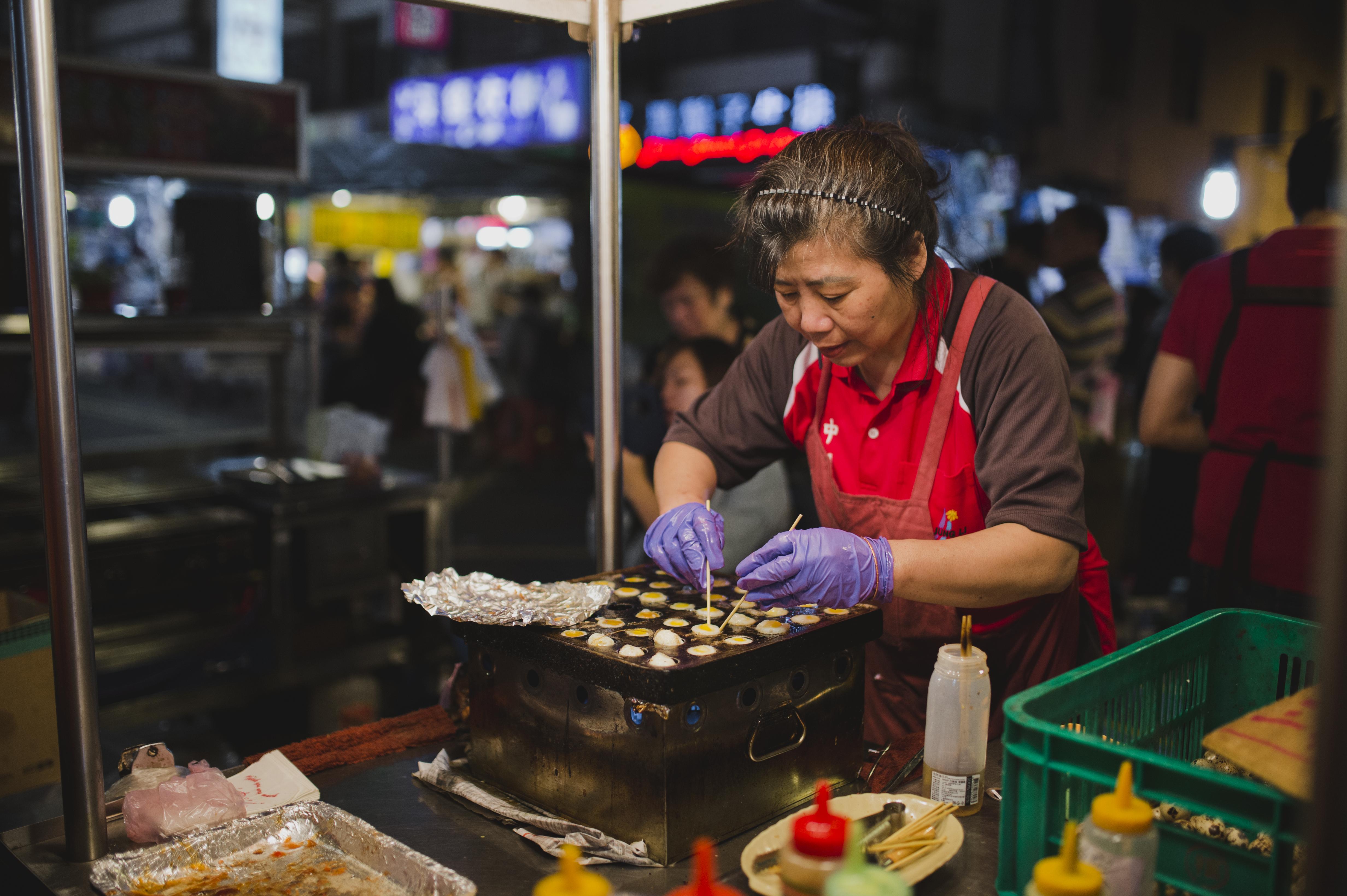 Zhongli City Night Market