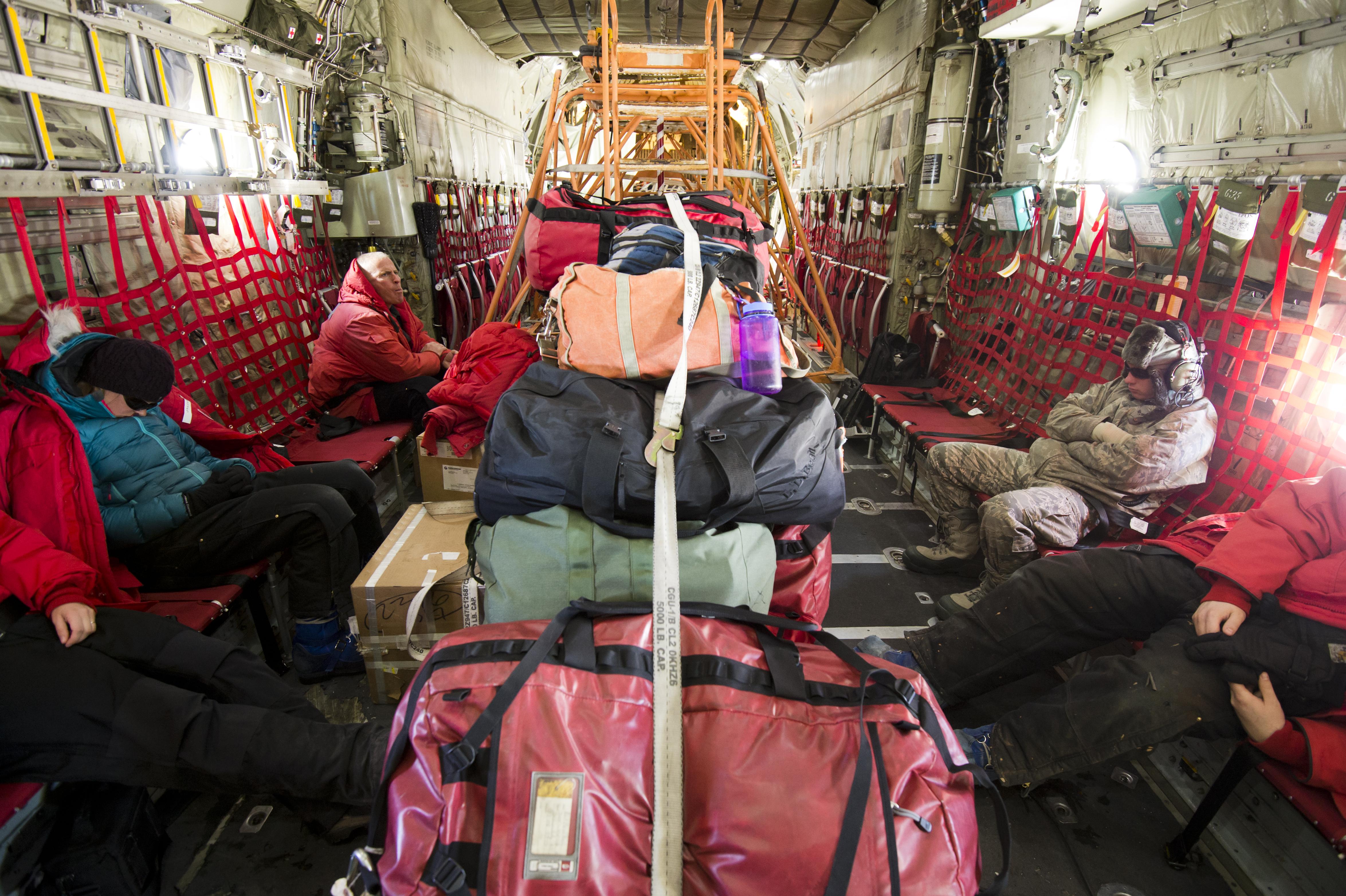 C130 Antarctic Transport