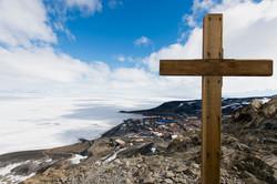 Observation Hill McMurdo