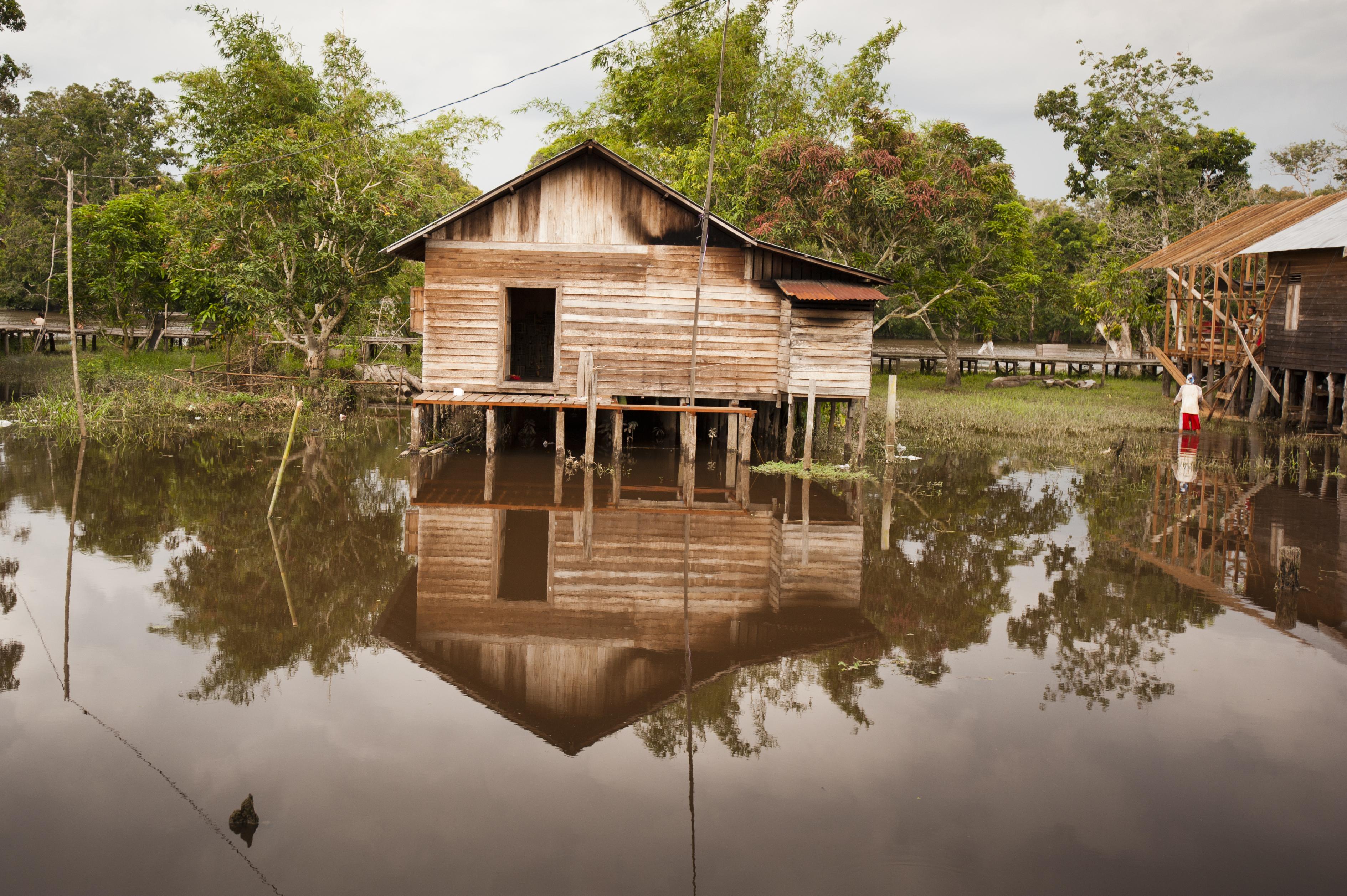 Rural Borneo