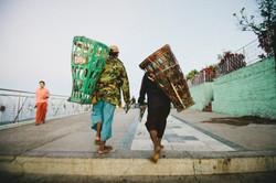 Burmese Porters