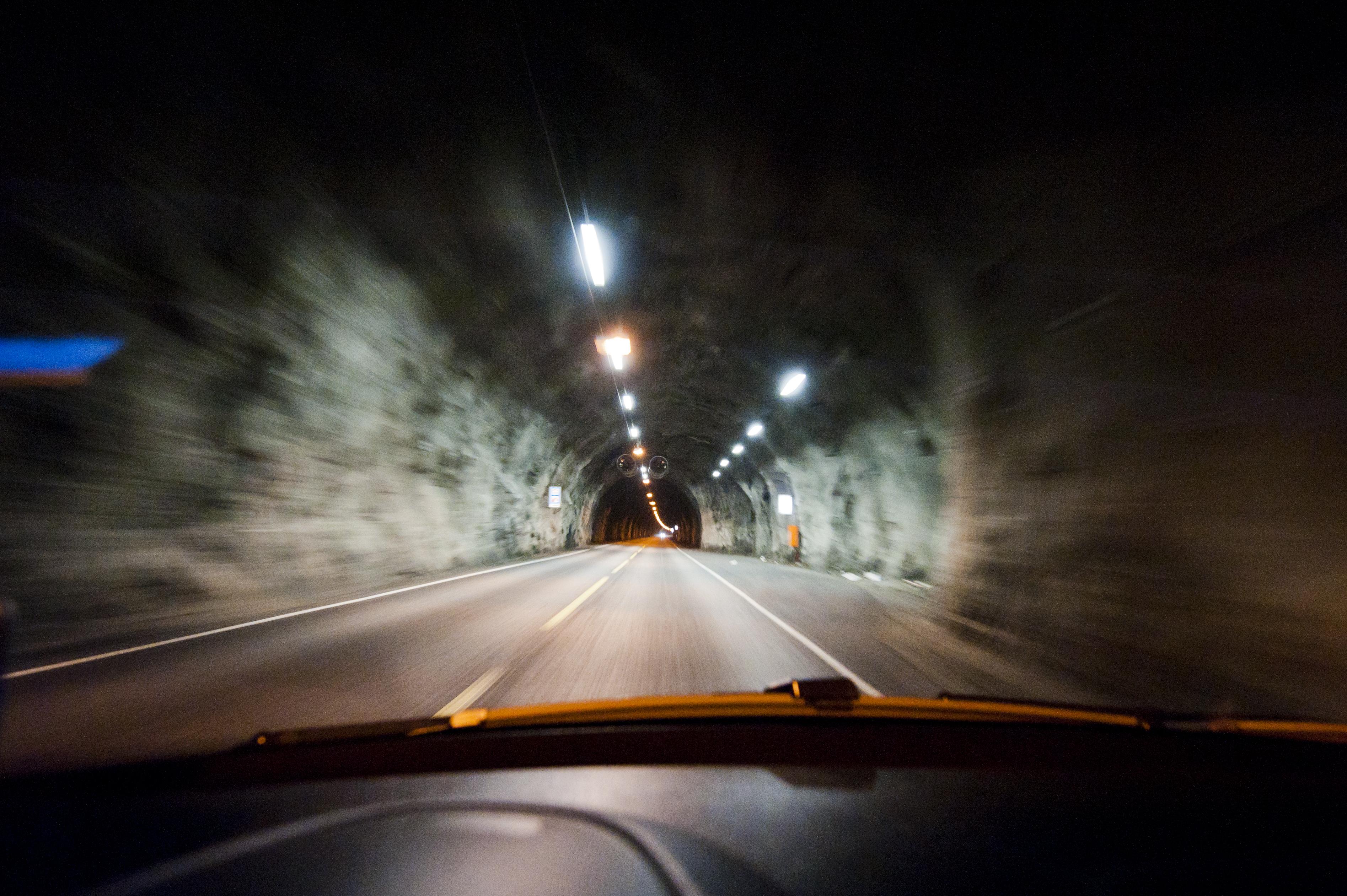 Haukeli Tunnel