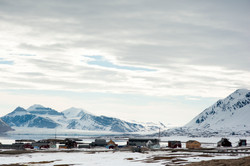 Krone Glacier