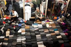 Textile Salesmen