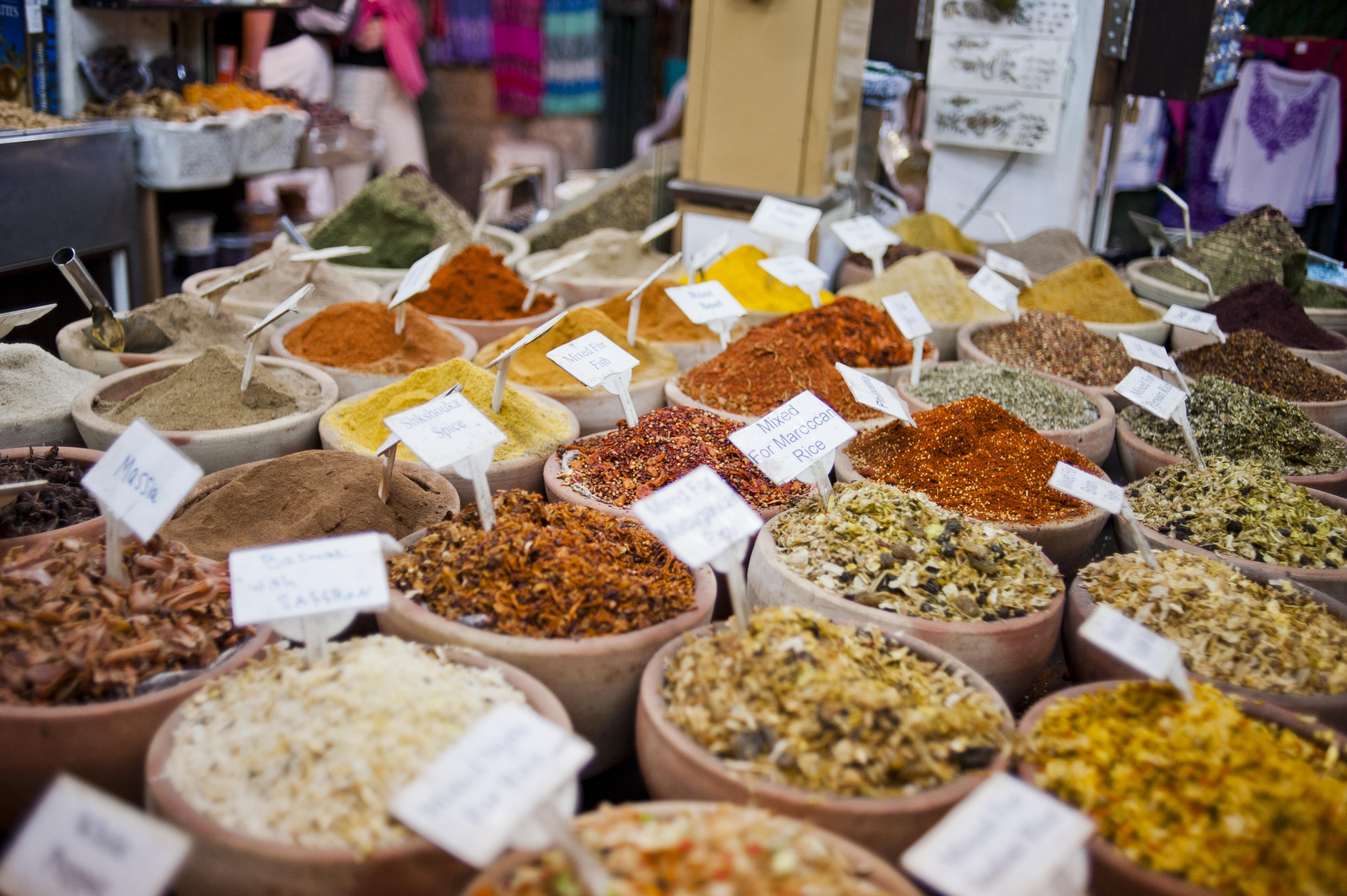 Jerusalem Spice Shop