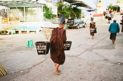Hermit monks