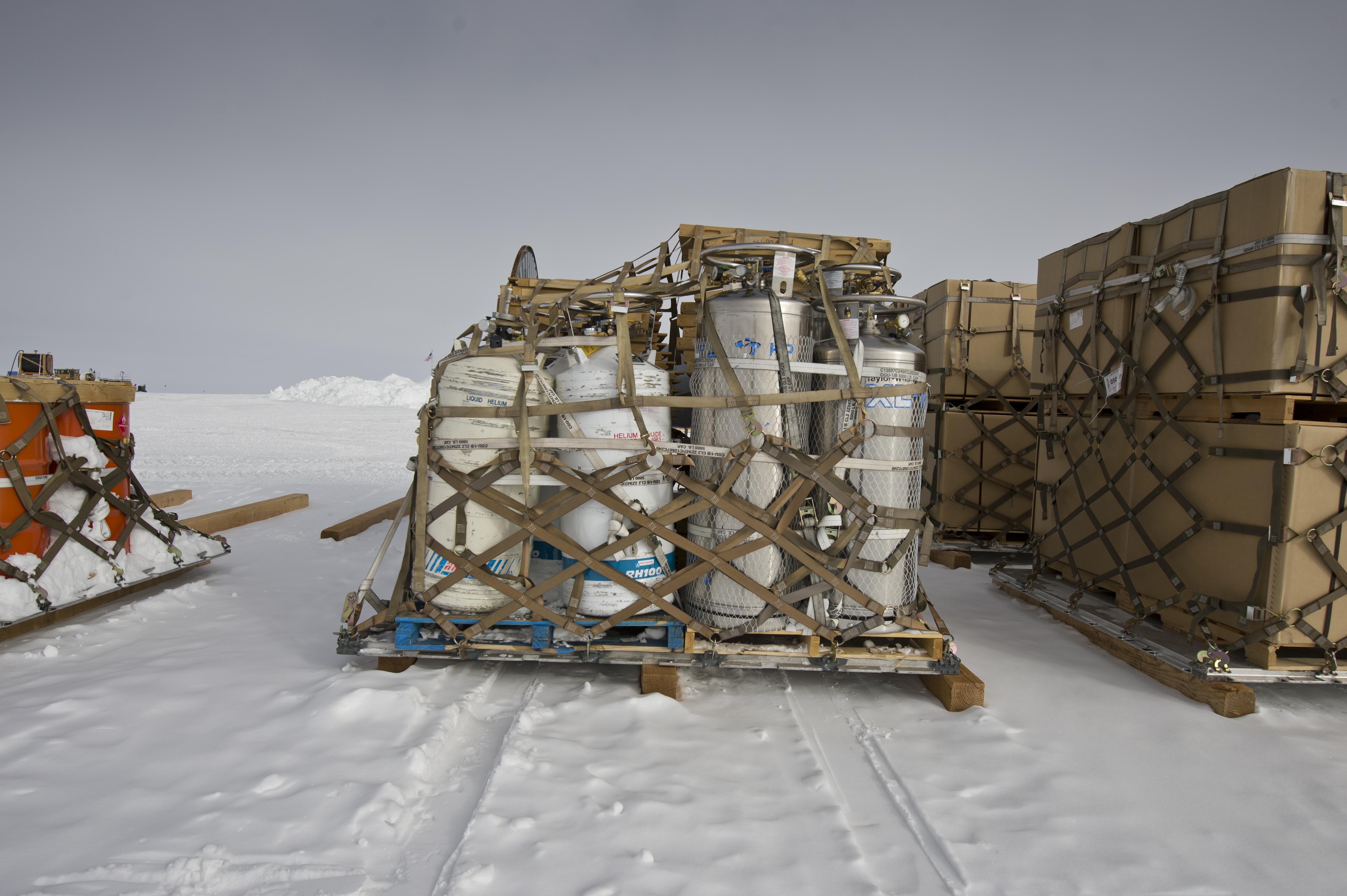 South Pole Cargo