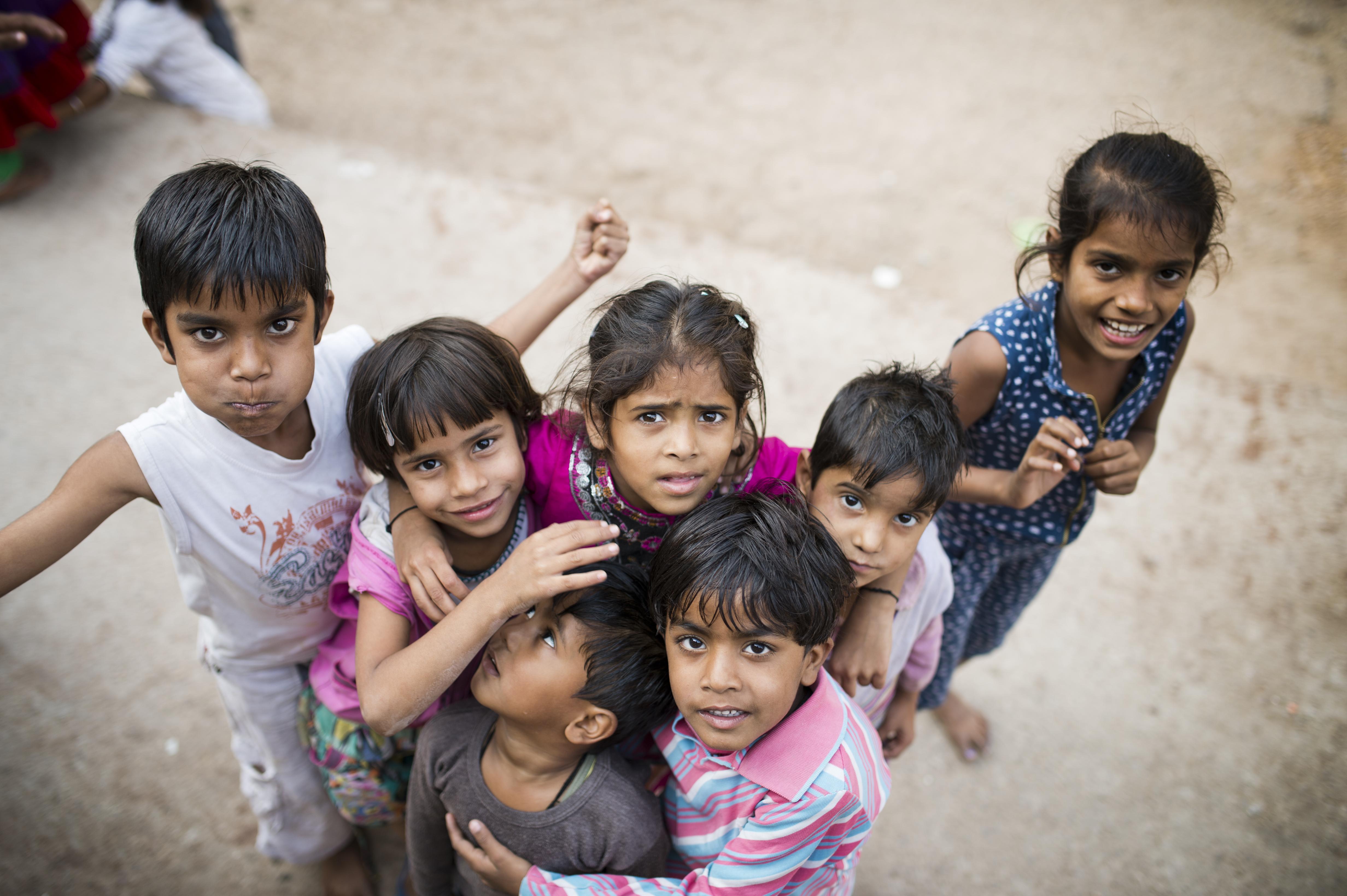 Bundi Children
