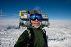 South Pole Frozen