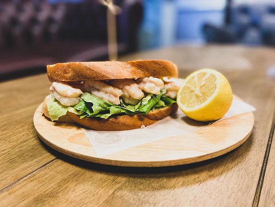 The Waypoint Deli Sandwich