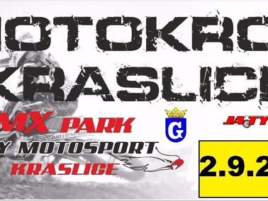 Edit: Závody se jednou ! Trať je vzhledem k počasí ještě v ok stavu !  Další závody v MX Parku Krasl