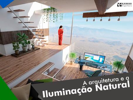 A arquitetura e a iluminação natural