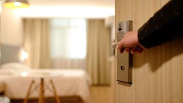 Hotel Security Guard