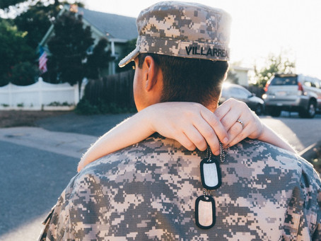 What options are there after a military career?