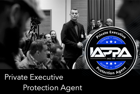 Private Executive Protection Agent