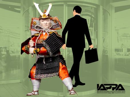 Are bodyguards modern samurai?