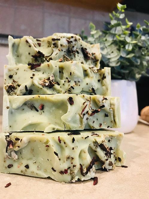 Pineapple /Papaya Sage Soap
