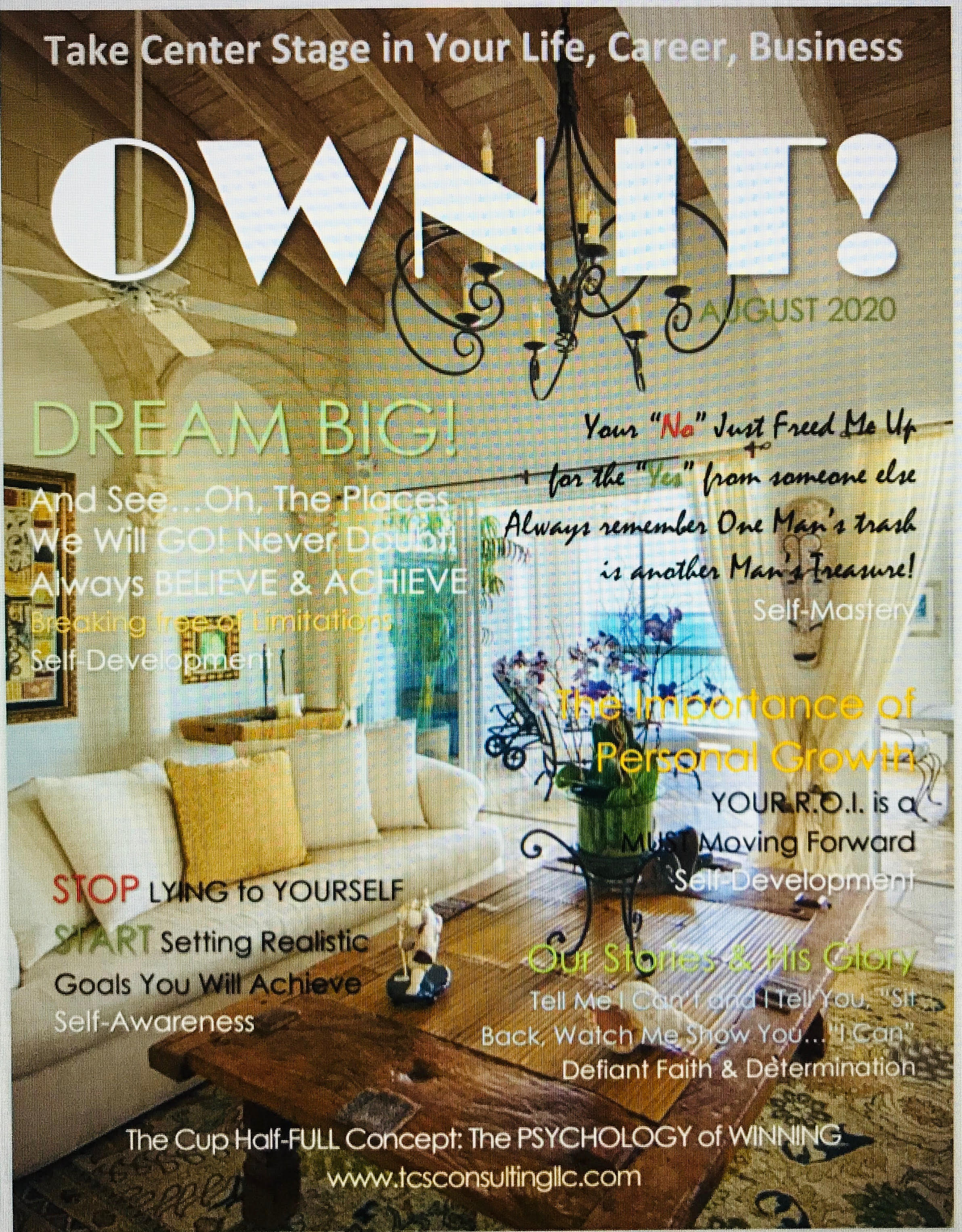 Own It Magazine