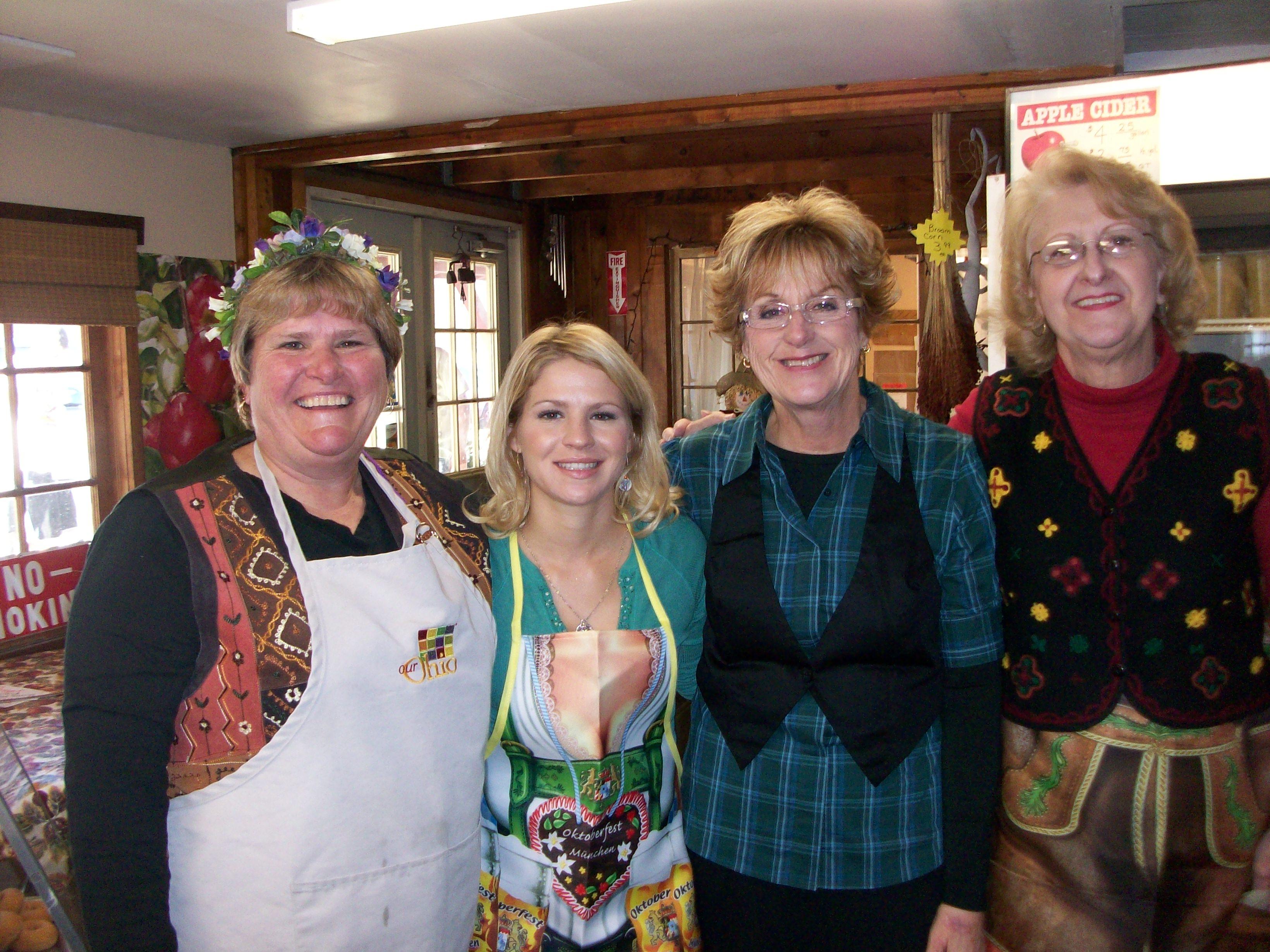 Part of our Kraut Fest Family