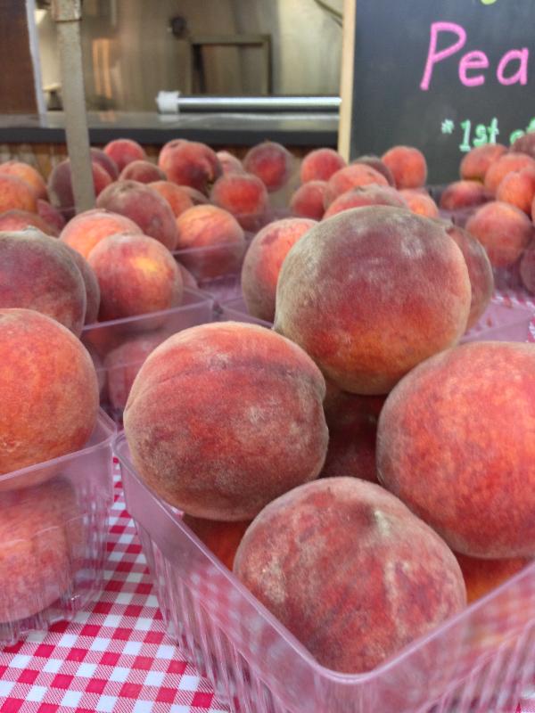 more Peaches...