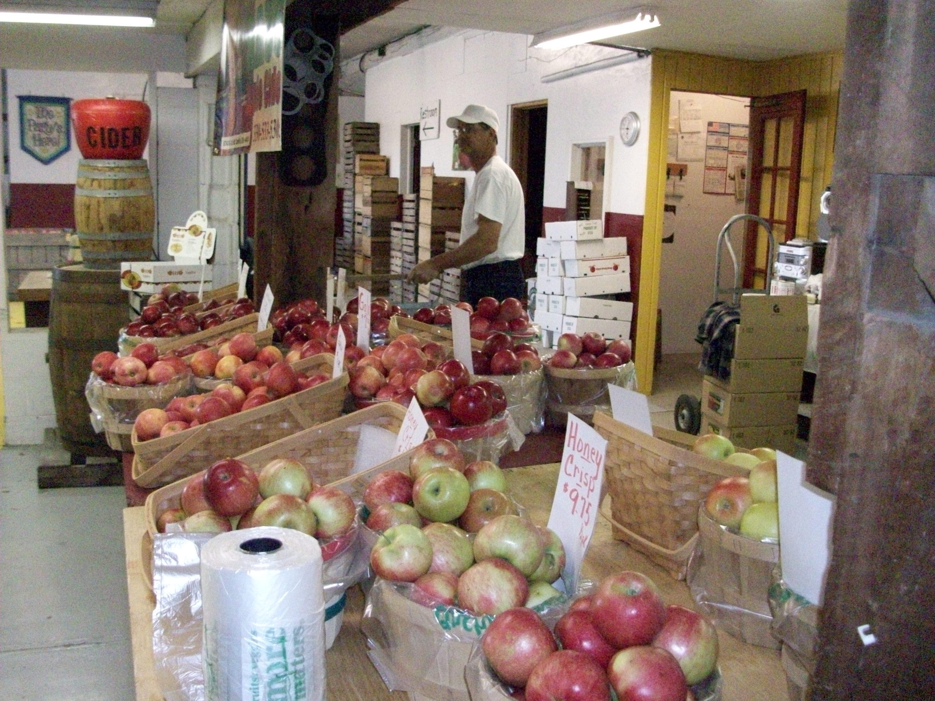 Shop in our Farm Market