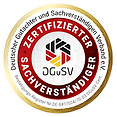 zertifizierter Sachverständiger DGuSV | Roland Stieren - Sachverständigenbüro | Bayern