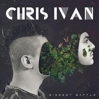 Chris Ivan Biggest Battle Album cover co