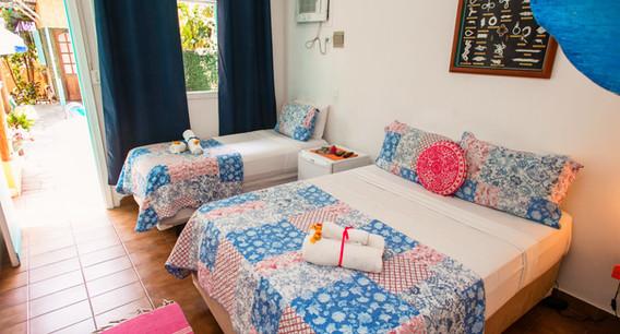 Suite Açai - Tripla