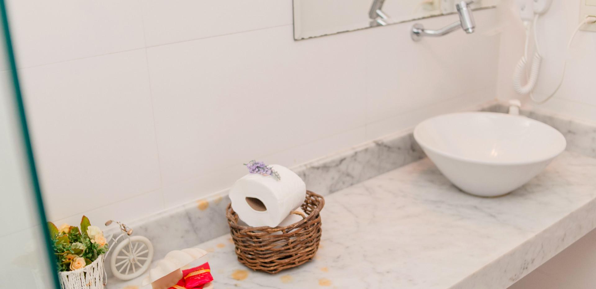 Banheiro Cajú