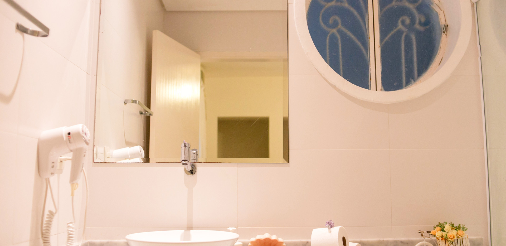 Banheiro Morango
