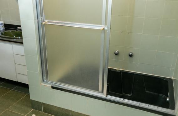 Dois banheiros