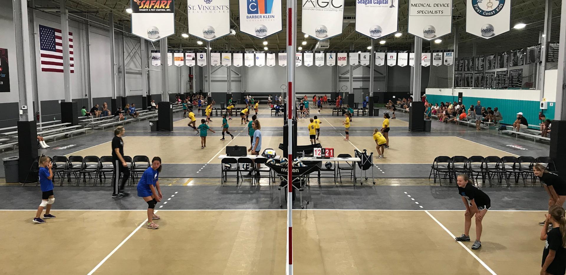 Volleyball Club Teams