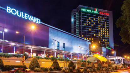 Boulevard Shopping Mall