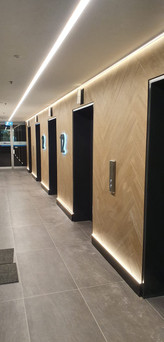 Commercial lighting - Chatswood