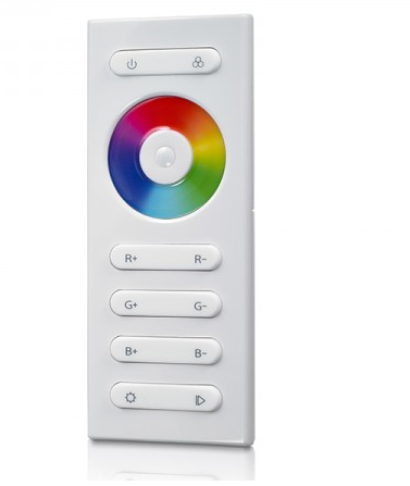 RGB LED Remote controller