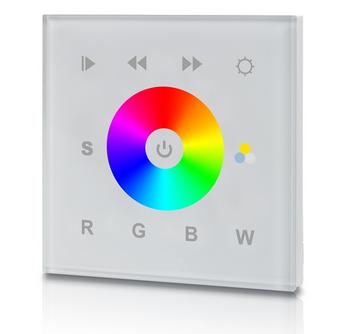 RGB & RGBW LED strip wall controller