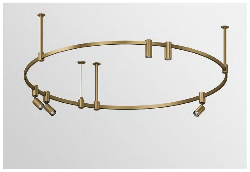 ARGO brass track system