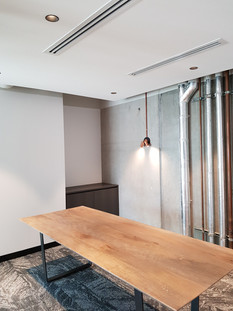 Commercial lighting - Neutral Bay
