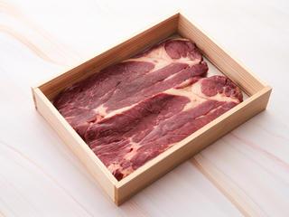 馬肉ステーキ