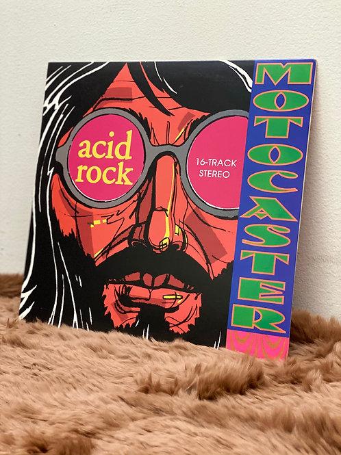 Motocaster /acid rock (10 inch mini album)