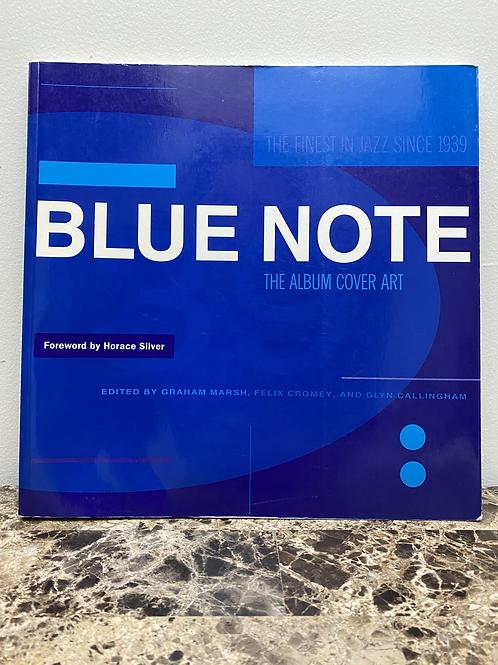 BLUE NOTE THE ALBUM COVER ART