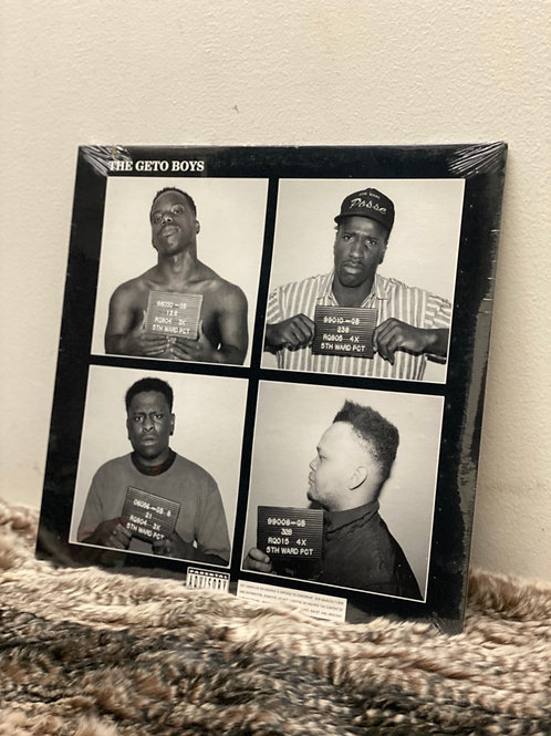 THE GETO BOYS(LP)