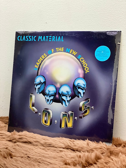 LEADERS OF THE NEW SCHOOL/CLASSIC MATERIAL (12INCH)