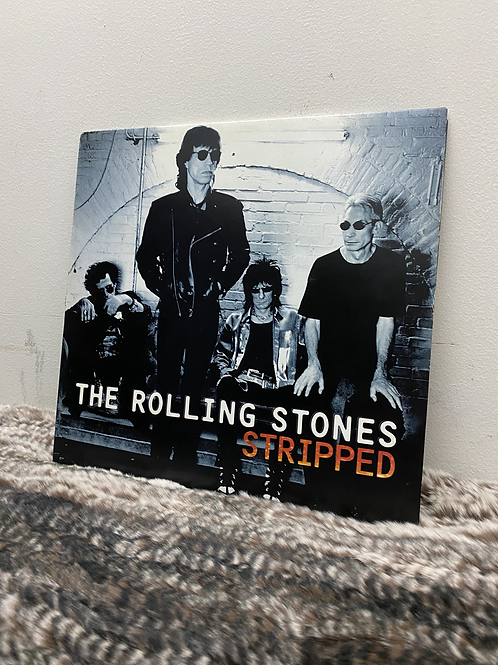 ROLLING STONES/STRIPPED